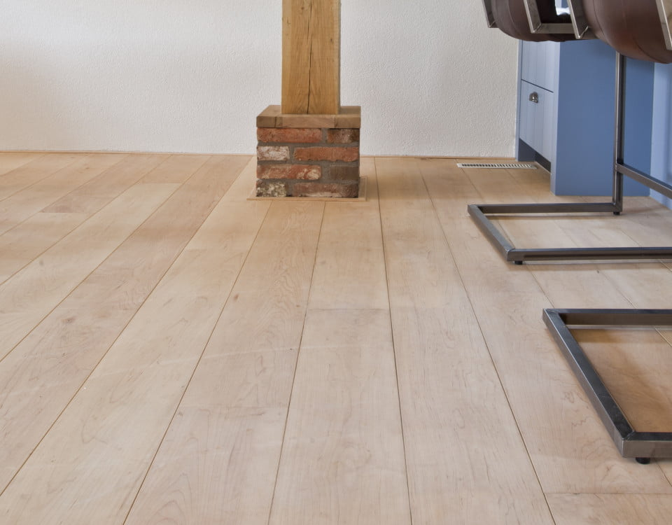 Professioneel leggen en renoveren van parket en houten vloeren