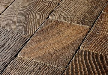 Leggen van Kopshouten parket - Vloerenbedrijf Bezema